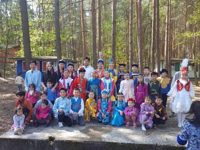 ХБНГУ дахь Монгол сургуулиудын хүүхдүүдийн урлаг, спортын наадам болов