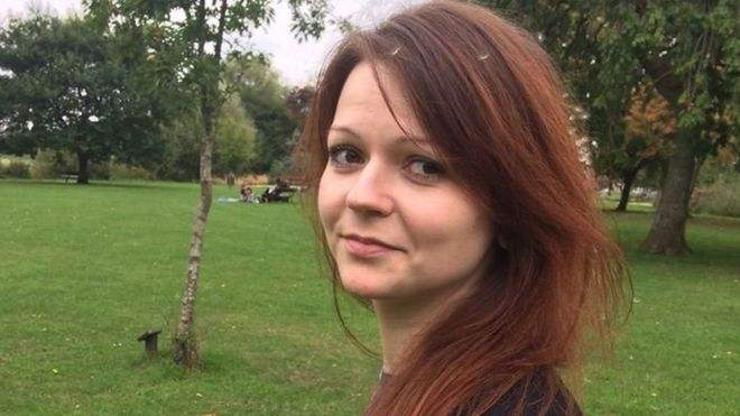 Юлия Скрипал Оросын Элчин сайдын яамнаас тусламж авахгүй гэв