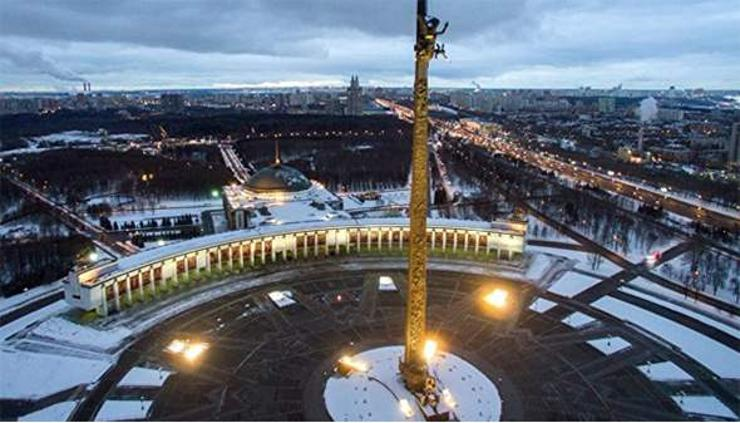 Бүжгийн задгай талбайг Москвад байгуулна