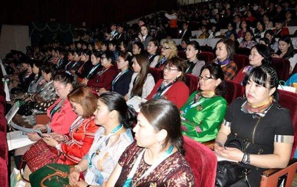 """""""Уурхайчин эмэгтэйчүүд-Хөгжлийн төлөө"""" Үндэсний чуулган эхэллээ"""