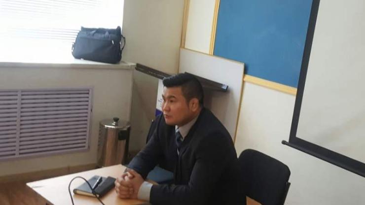 Х.Цагаанбаатар дасгалжуулагч, тамирчдад сургалт зохион байгуулав
