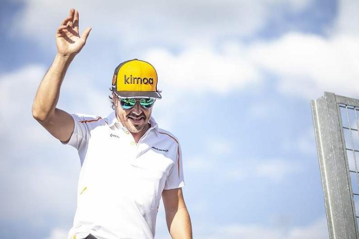 Дэлхийн хошой аварга Ф.Алонсо зодог тайлна