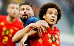 Хүрэл медалийн тоглолтын өмнө: Бельги-Англи