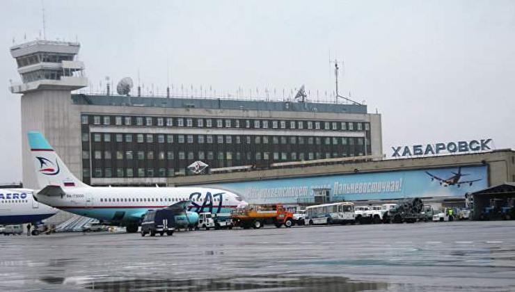 Хабаровск хотын нисэх буудлыг өргөтгөж эхэллээ