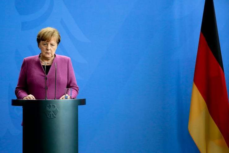 """""""Герман Сирийн эсрэг цэргийн ажиллагаанд оролцохгүй"""" гэв"""