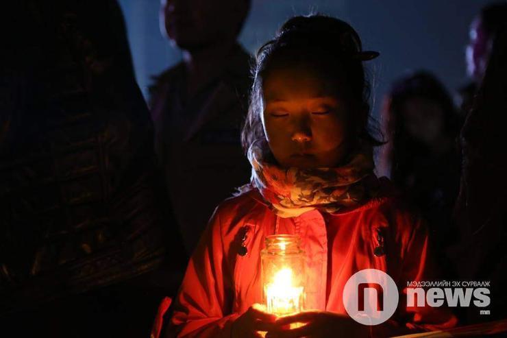 Монголчууд өчигдөр 9 сая төгрөгийн эрчим хүч хэмнэв