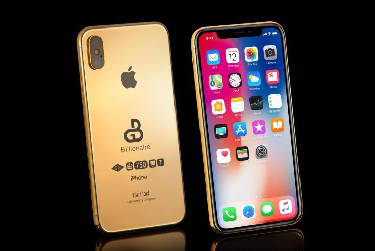 Apple aлтан гадаргуутай, 311 саяын үнэтэй IPhone Xs гаргана