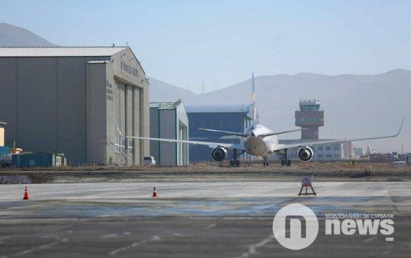 Улаанбаатар-Бээжингийн чиглэлд онгоц нисч эхлэв /1958.11.11/
