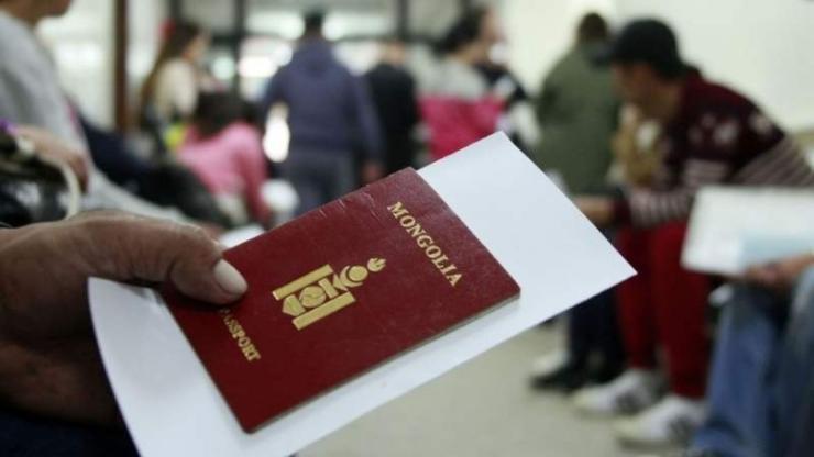 Гадаад паспортыг ажлын тав хоногт гаргадаг боллоо