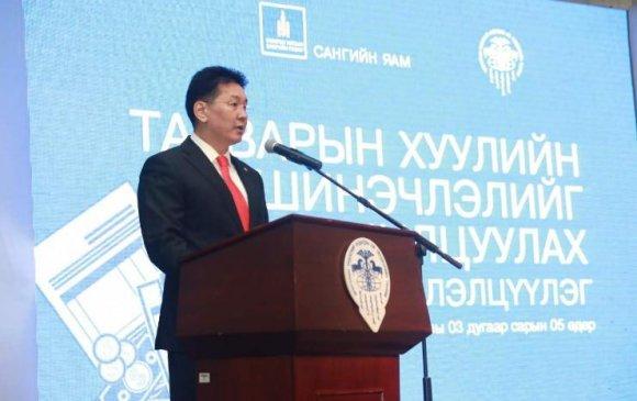 У.Хүрэлсүх: Шударга бизнес эрхлэгчийн татварын зардлыг бууруулна