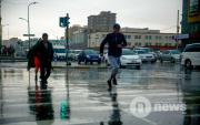 Улаанбаатарт бороотой, 26-28 градус дулаан байна