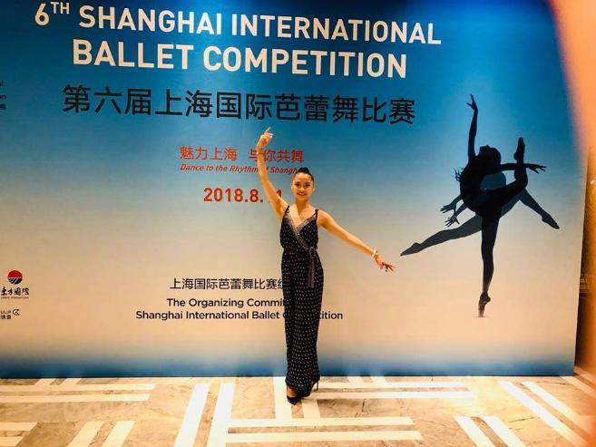 Шанхайн олон улсын балетын тэмцээнээс О.Анужин хүрэл медаль хүртжээ