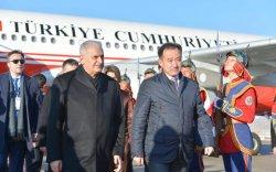 Туркийн Ерөнхий сайдын айлчлал эхэллээ