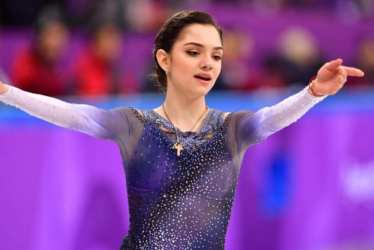 Оросын Олимпийн шинэ найдвар
