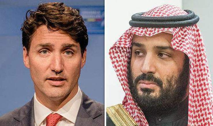 Саудын Араб Канад улстай харилцаагаа тасаллаа