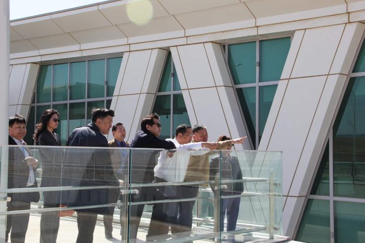 Шинэ нисэх буудлын барилгын гүйцэтгэлд илрүүлсэн зөрчлийг 89 хувьтай залруулжээ