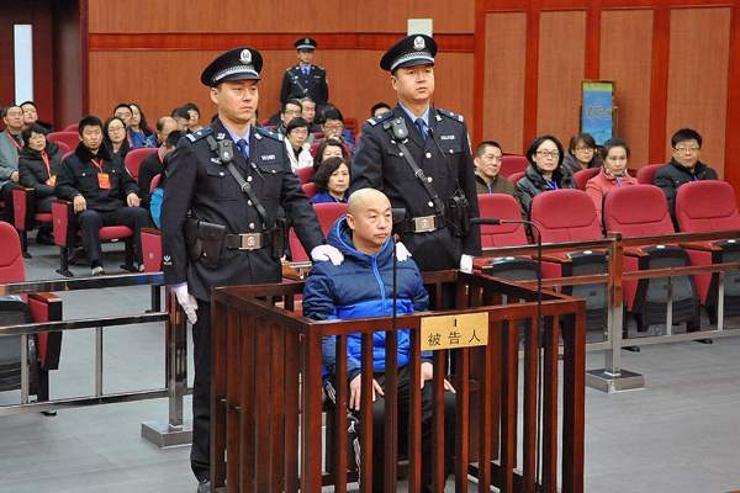 Цаазын ялын гүйцэтгэл Хятадад хамгийн их