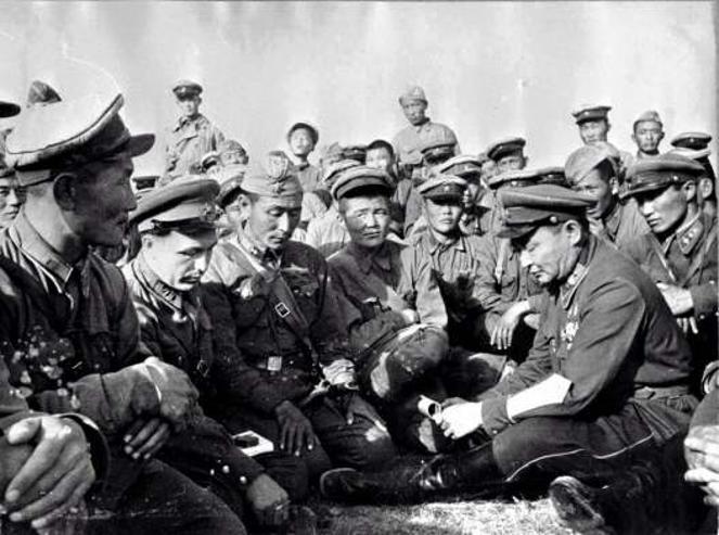 БНМАУ-аас Японд дайн зарлав /1945.08.10/