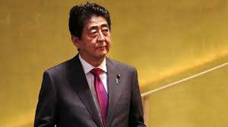 Шинзо Абэ АНУ-д айлчилна