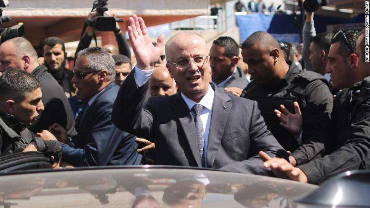 Палестины Ерөнхий сайдын аминд халдахыг завджээ