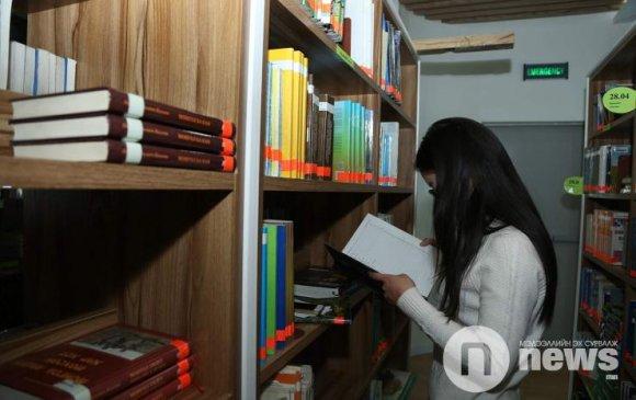 Ерөнхийлөгч Төв номын сангийн үйл ажиллагаатай танилцана