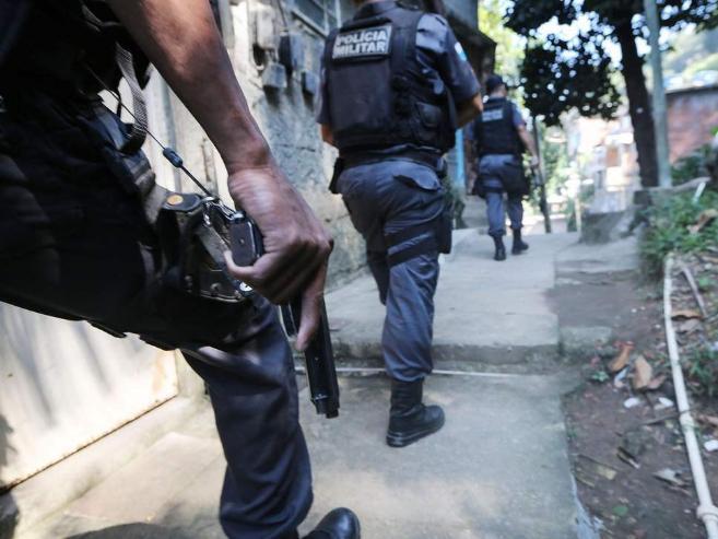 Бразилд гэмт хэрэг ихэсчээ