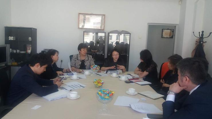 Тайвань Монголын аж ахуйн нэгж, бизнес эрхлэгчдийн уялдаа холбоог сайжруулах боломж бүрдэв