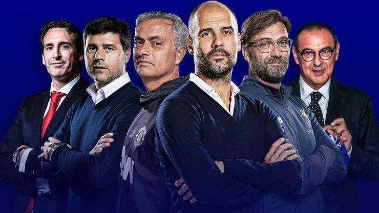 Английн хөлбөмбөгийн премьер лигийн менежерүүд