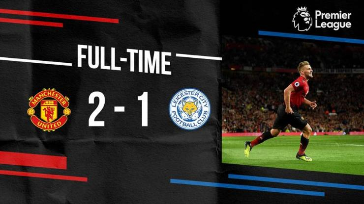 Манчестер Юнайтед улирлыг хожлоор эхлүүллээ