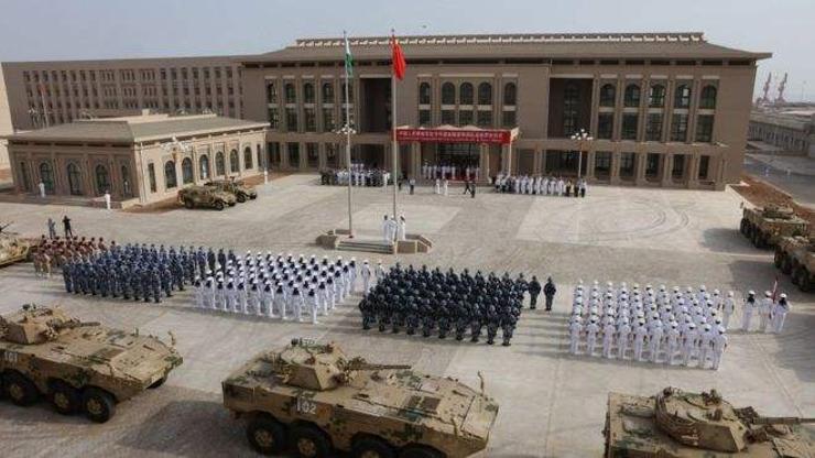 Вануату арал дээр Хятадын цэргийн бааз байгуулах уу?