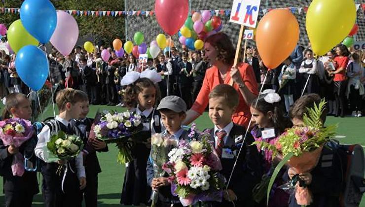 Москвад хичээлийн шинэ жил есдүгээр сарын 3-нд эхэлнэ