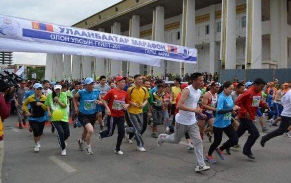 """""""Улаанбаатар марафон""""-д 20 мянган хүн бүртгүүлээд байна"""