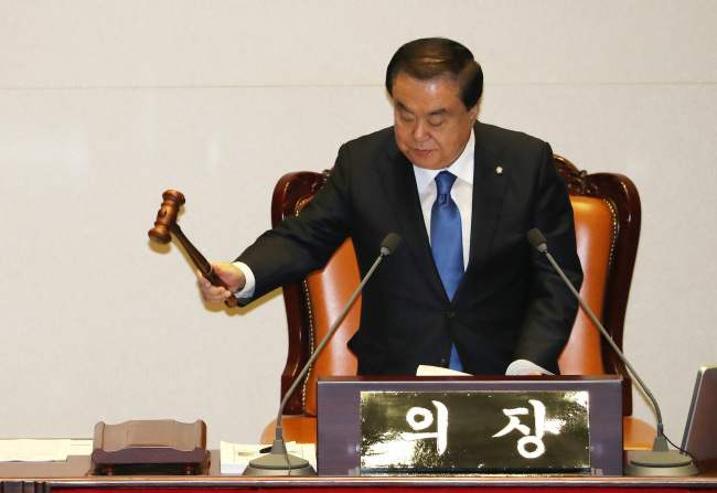 БНСУ-ын үндэсний ассемблейн дарга авлигын эсрэг хууль зөрчжээ