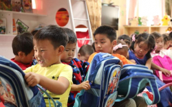 """""""Сод""""-ын хүүхдүүд содон бэлэгтэй шинэ хичээлийн жилээ угтлаа"""