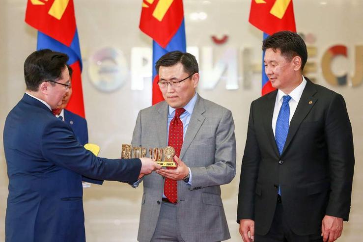 Монгол Улсын Хөгжлийн Банк ШИЛДЭГ 100 ААН-ын нэгээр дахин шалгарлаа
