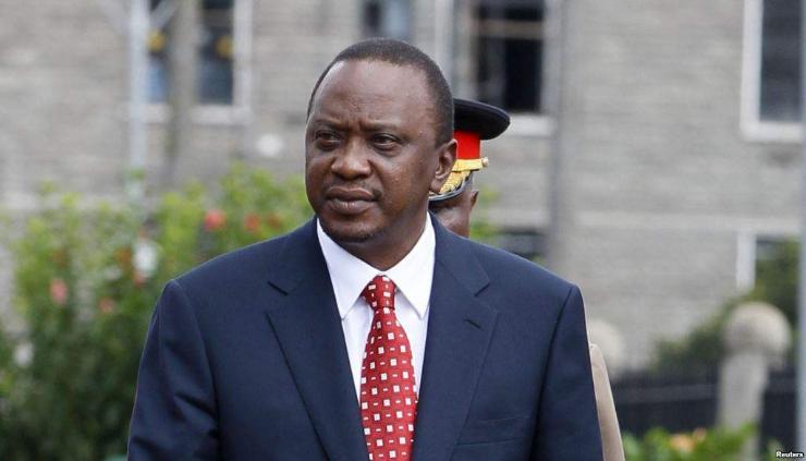 Кенийн ерөнхийлөгч улиран сонгогдлоо