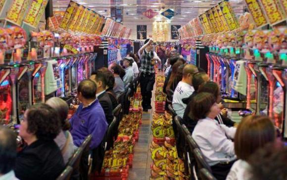 Япон мөрийтэй тоглоомд донтогчдын тоогоороо тэргүүлж байна