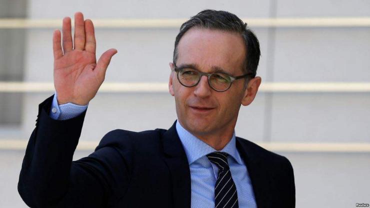 Германы Гадаад харилцааны сайд ОХУ-д яриа хэлэлцээ хийхийг санал болгов