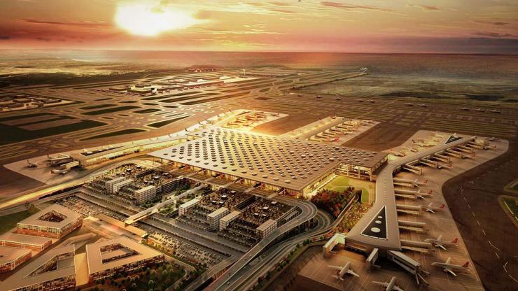 Istanbul Grand Airport 2018 онд нээгдэнэ