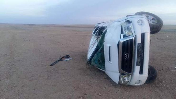 Ядарсан үедээ тээврийн хэрэгсэл жолоодсоноос осолджээ