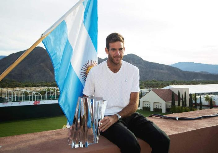 Р.Федерерийн ялалтын цувралыг Аргентин теннисчин дель Потро зогсоолоо