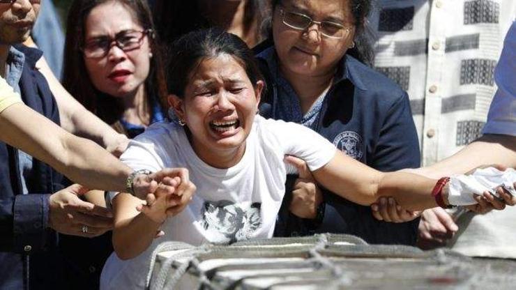 Филиппин гэрийн үйлчлэгчийг хөнөөсөн хүмүүст цаазын ял оноов