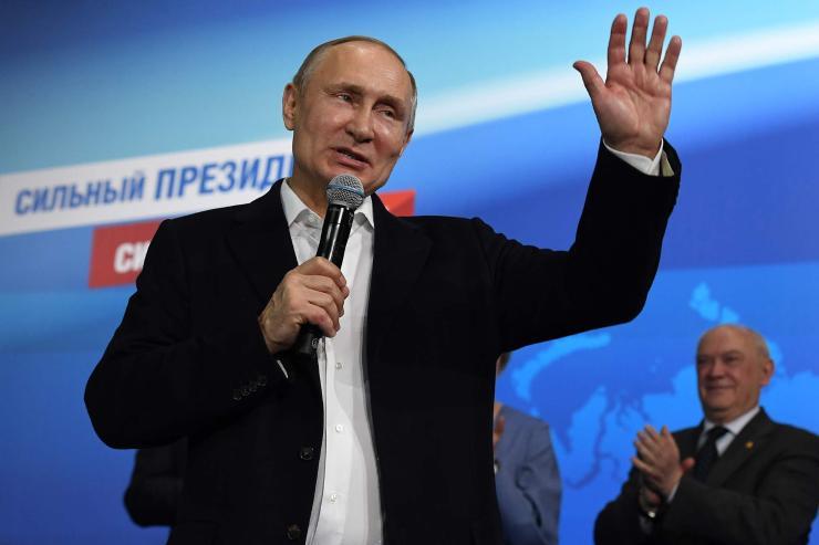 Путиныг зургаан жилд юу хүлээж байгаа вэ?