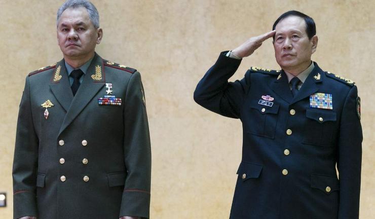 Хятадын Батлан хамгаалахын сайд Москвад айлчилж байна