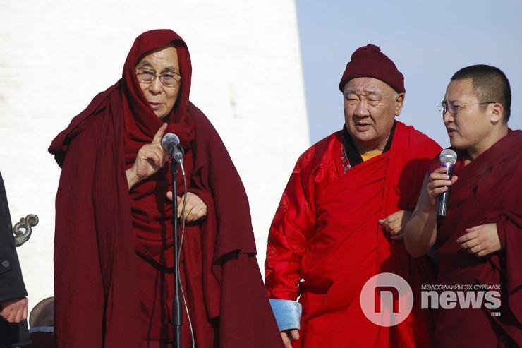 """Гималайгаас Монголыг чиглэсэн """"мессеж"""""""