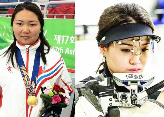 Монголын бүсгүйчүүд алт, мөнгөн медаль хүртлээ