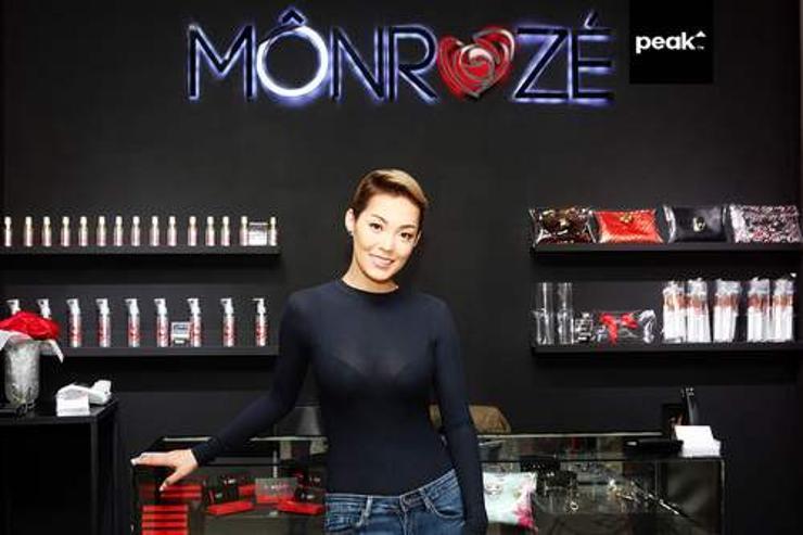 """Загвар өмсөгч С.Сарнайгийн шинэ брэнд """"Monroze"""""""