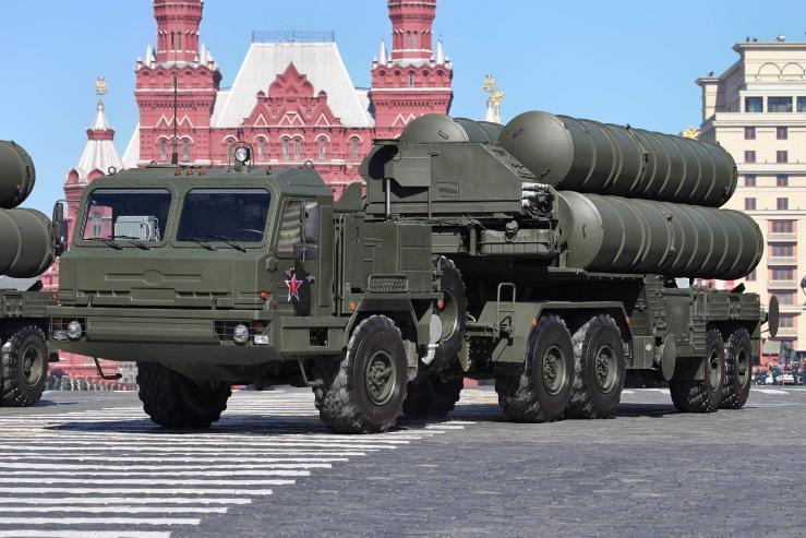 ОХУ пуужингаас хамгаалах систем Туркт нийлүүлнэ