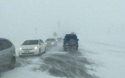 ОБЕГ: Цас орж, цасаар шуурахыг анхааруулж байна