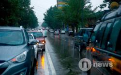 Улаанбаатарт бороо орно, 5-7 градус дулаан байна